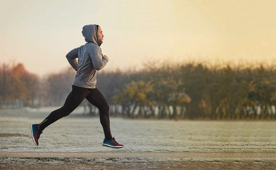La actividad física se encarga del cuerpo y también de la mente