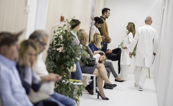 Gestión estratégica para evitar demoras en centros de salud