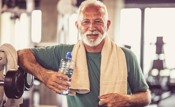 El mercado de la salud y el bienestar físico apuesta por los ancianos