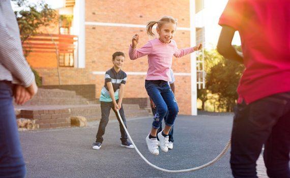 Desarrollo de habilidades motoras en niños