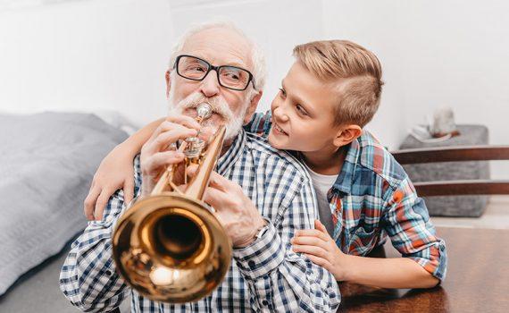 La música y su influencia en el envejecimiento