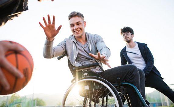 Beneficios de la práctica deportiva para discapacitados