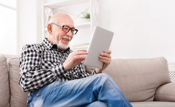 Tecnologías, una oportunidad de inclusión para personas adultas mayores