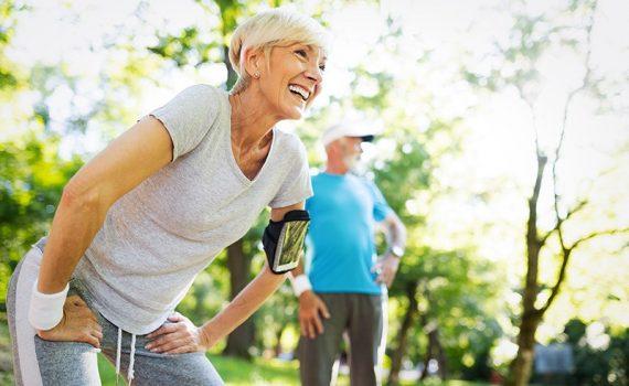 Estar físicamente activo protege a los ancianos de los delirios postoperatorios