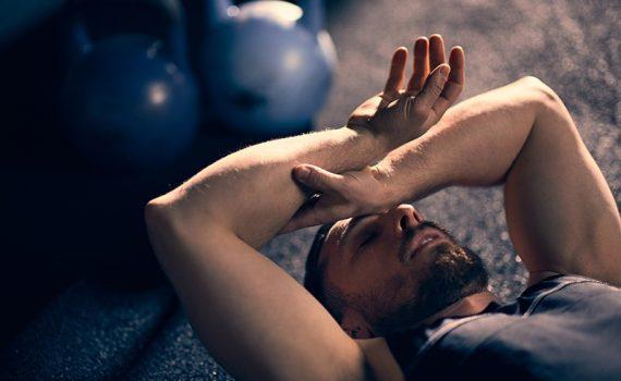 El sueño ayuda al cuerpo a recuperarse del ejercicio intenso