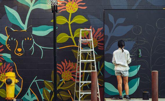 El arte transforma escuelas en México