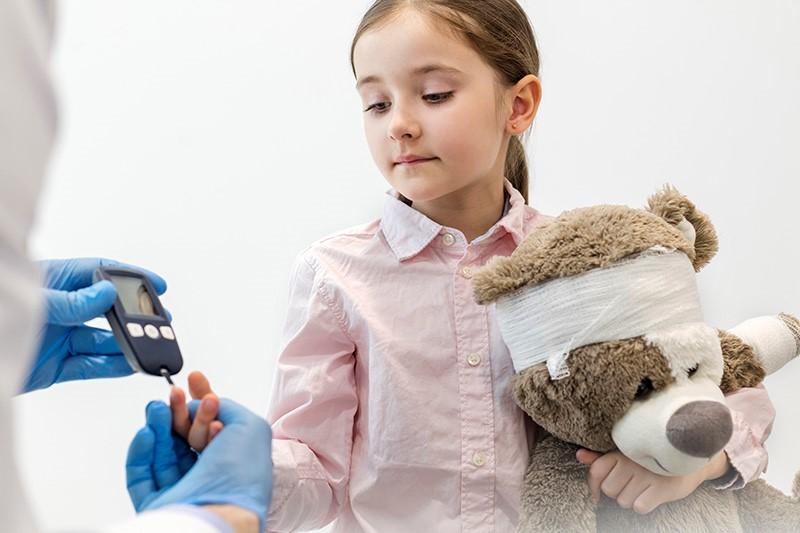 diabetes tipo 1 en niños ucrania