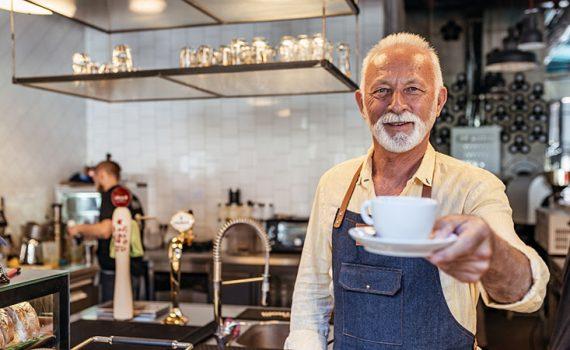 Un restaurante japonés que conciencia sobre el Alzheimer