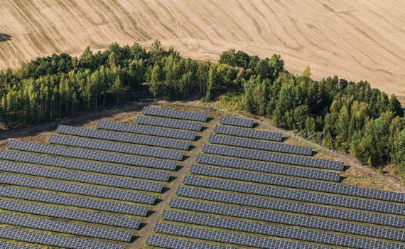 Argentina estrena el parque solar más grande de Sudamérica