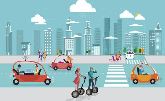 Transporte y tecnología unen sus caminos