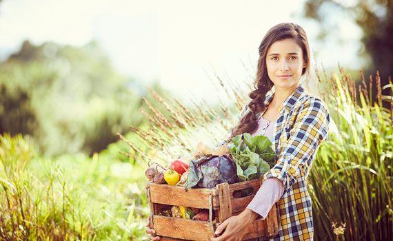 Reduce la huella ecológica de tu alimentación