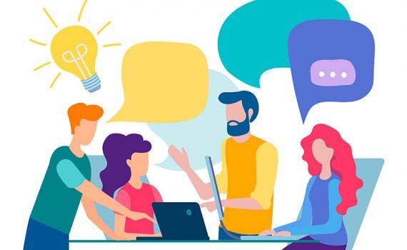 Las empresas introducen el Brainstorming