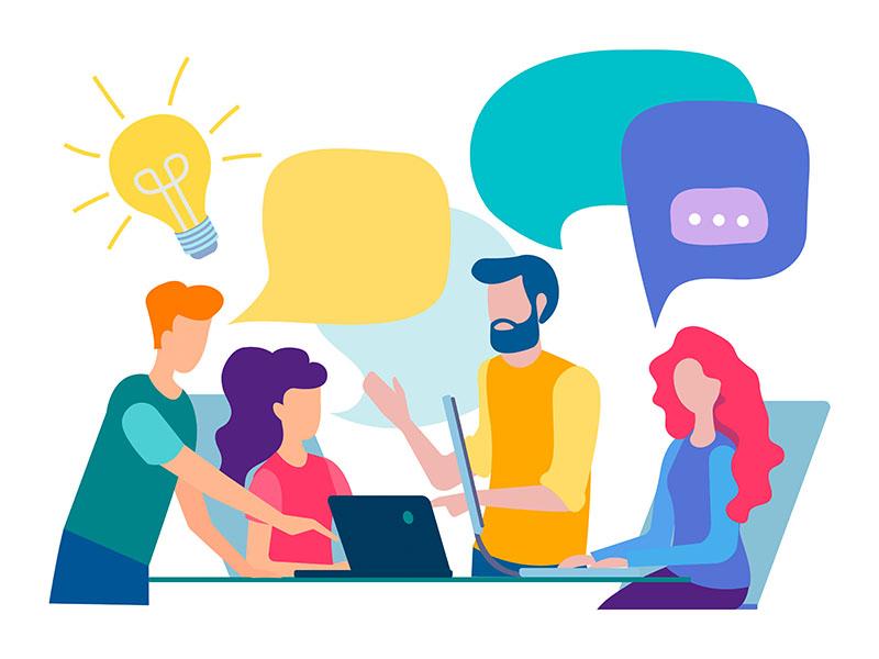 Las empresas introducen el Brainstorming - Funiber Blogs - FUNIBER