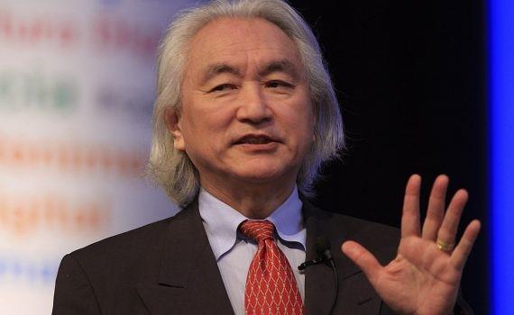 Michio Kaku: «el conocimiento es democracia, empodera»