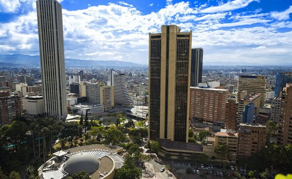 Policía colombiana emplea software de georreferenciación