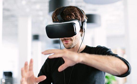 La Realidad Virtual también se utilizará en servicios al cliente