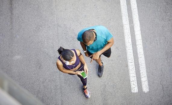 La velocidad de la caminata es un indicativo del estado de salud