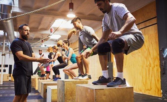 CrossFit es el deporte que más crece en el mundo
