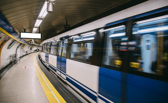 A punto de comenzar la construcción del metro en Bogotá, Colombia