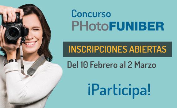 FUNIBER lanza nueva edición del concurso internacional PHotoFUNIBER