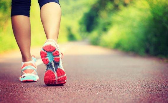 ¿Caminar o correr? Depende de qué parte del cerebro quieras activar