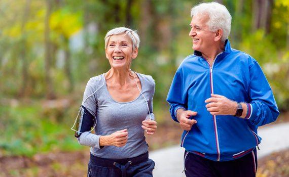 Ganas de vivir, otro factor influyente en los adultos mayores