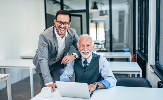 La coexistencia de diferentes generaciones en una empresa