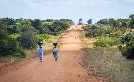 Un año después del ciclón, Mozambique aún lucha por recuperarse