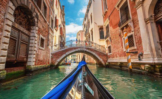 Venecia, en Italia, disminuye su contaminación
