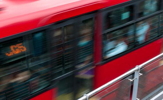 Autobuses como herramienta de ayuda en la crisis sanitaria