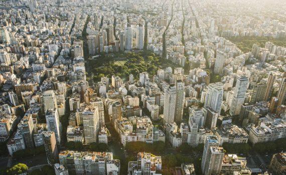 La cuarentena deja imágenes de ciudades inéditas