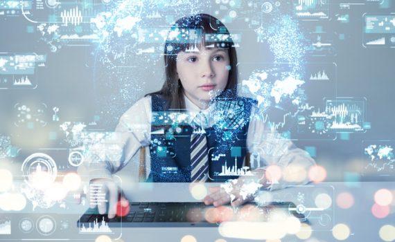 El difícil acceso de las niñas a la tecnología