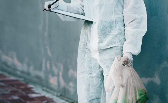 Aplicar la gestión de residuos durante la pandemia