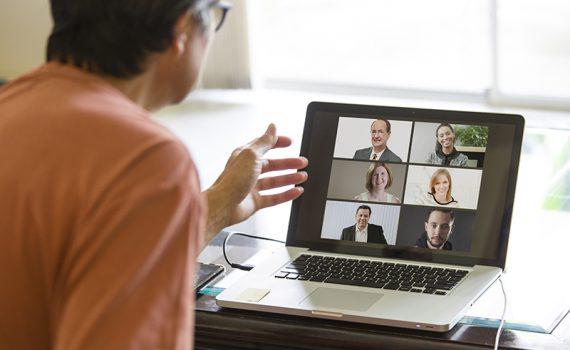 Consejos para organizar reuniones virtuales