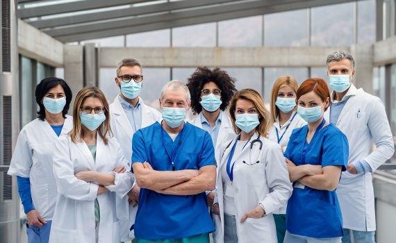 Profesionales de la salud, Premio Princesa de Asturias de la Concordia