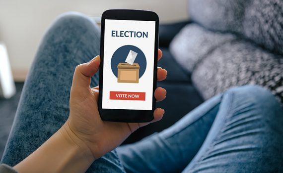 El peligro del voto por Internet