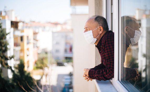 Opiniones: La salud mental de las personas mayores durante el confinamiento