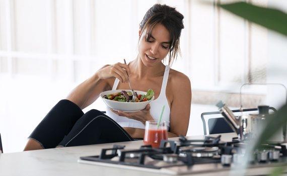 Cómo mejorar la salud con hábitos alimenticios