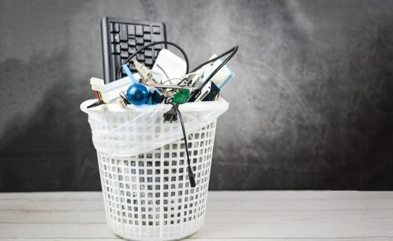 Faltan estrategias para reducción de residuos electrónicos