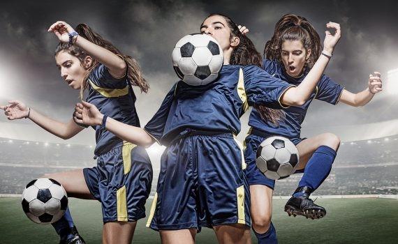 El aumento de patrocinios en el fútbol femenino