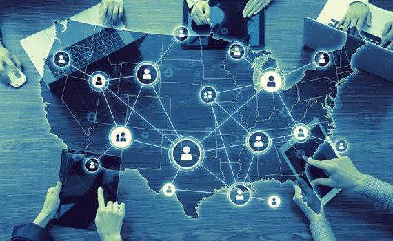 Tecnología vinculada a las elecciones presidenciales en Estados Unidos