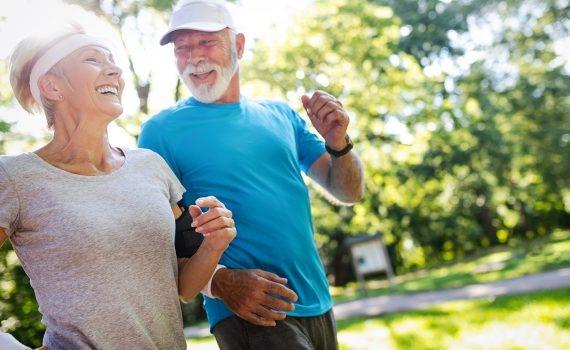 Ejercicios de más esfuerzo para mayores de 50 años