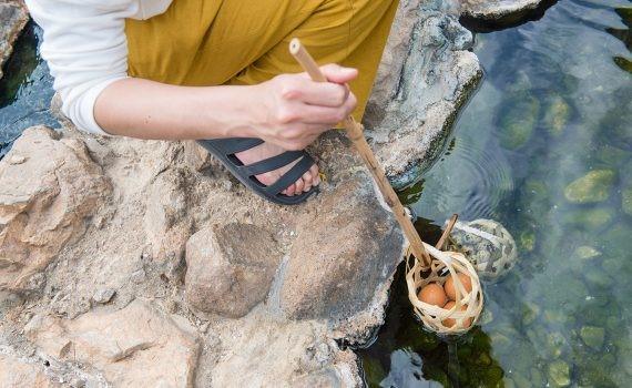 Los estudios sugieren que la culinaria comenzó en las aguas termales