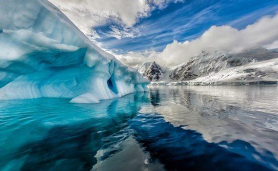 Deslizamientos podrían desencadenar un tsunami en el Ártico