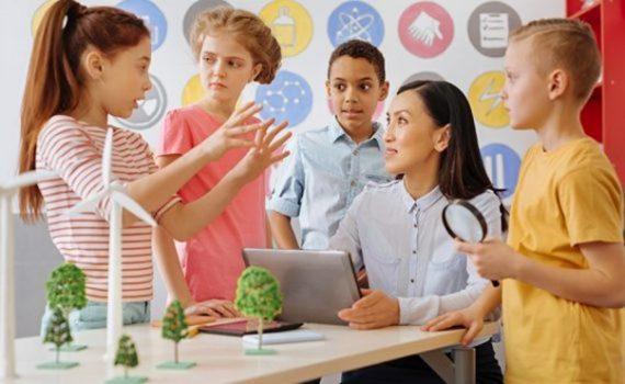 Los seis proyectos educativos más innovadores del mundo