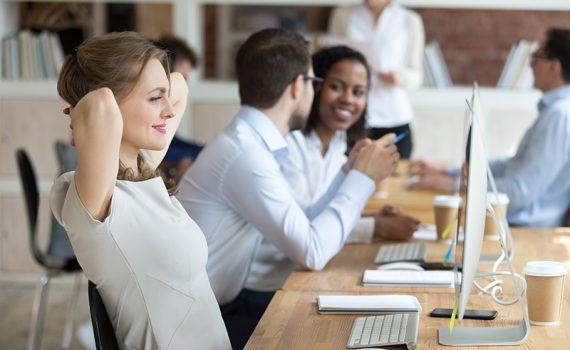 ¿Qué es el distintivo de Empresa Saludable?