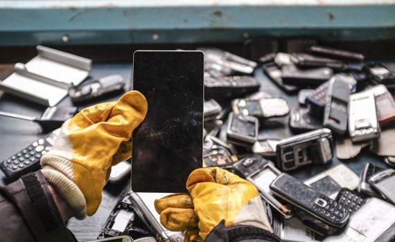 Basura electrónica: ¿qué hacer con ella?