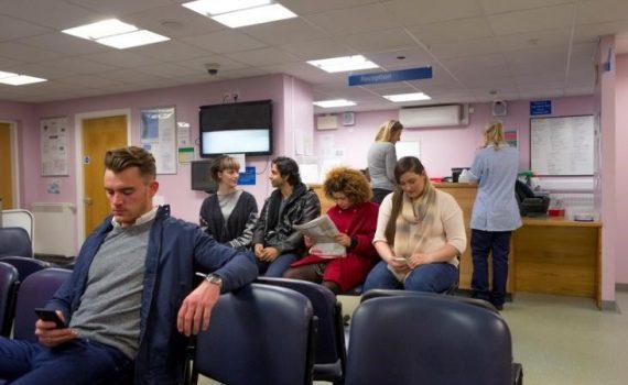 Cambios en el diseño de las salas de espera