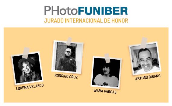 Presentamos el jurado del concurso PHOTOFUNIBER'21
