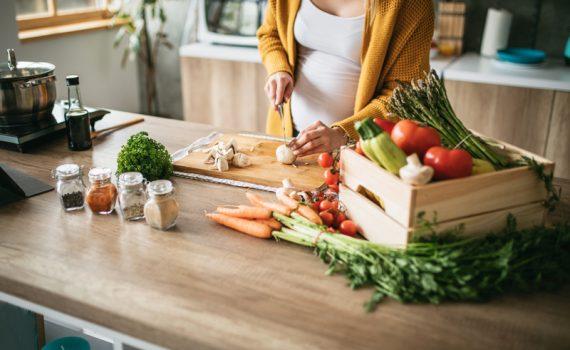 La influencia de la dieta durante el embarazo en la salud mental de los niños